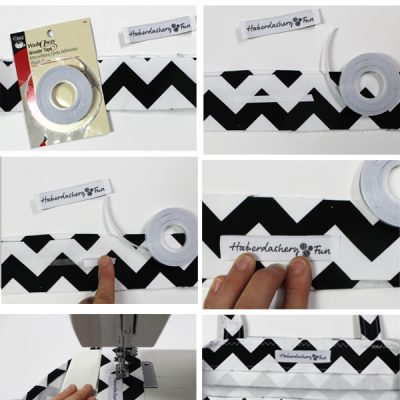 Quick Tip..The Wonders of Wonder Tape