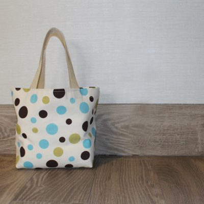 Sew a Party Favor totebag