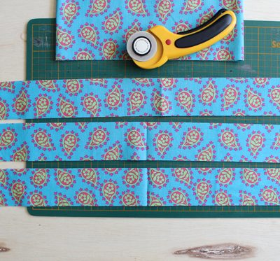 How to Cut Binding