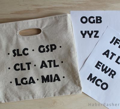 Sew A Summer Totebag In 8 Easy steps