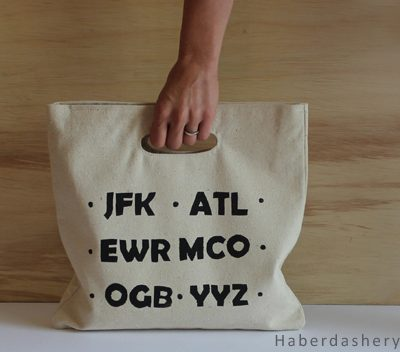 DIY.. Summer Totebag
