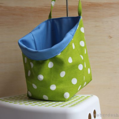 DIY.. Toy Bath Bag