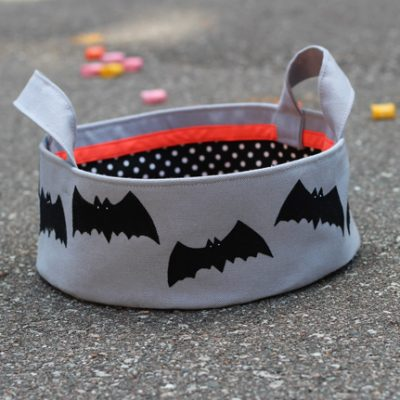 DIY.. Halloween Candy Bowl