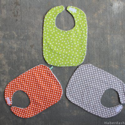 Baby Bib Pattern Now Available