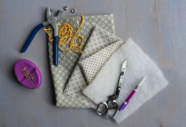 DIY Make A Drawstring Jewelry Pouch Haberdashery Fun