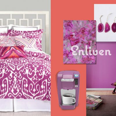 Radiant Orchid.. Pantone Color of 2014