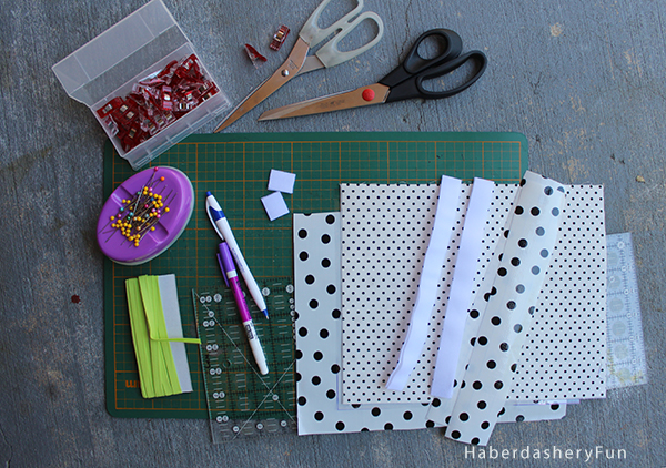 Diy Double Sided Vinyl Pouch