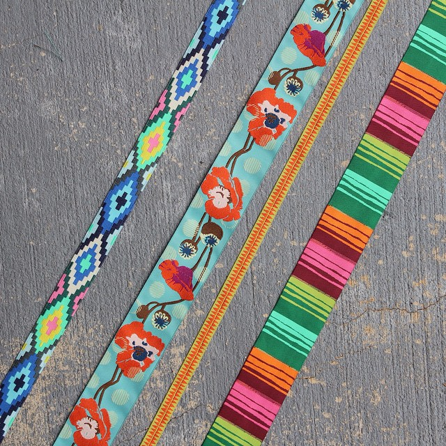 I'm in LOVE with these gorgeous ribbons and don't know where to get started.. @renaissanceribbons #ribbon #isew #handmade #renaissanceribbons