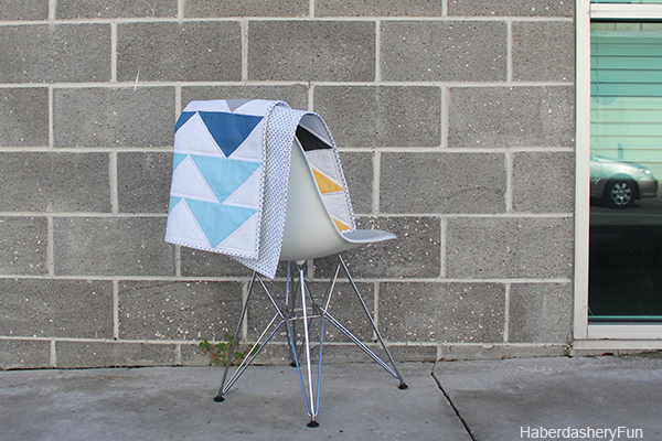 Sizzix Quilt Chair far away