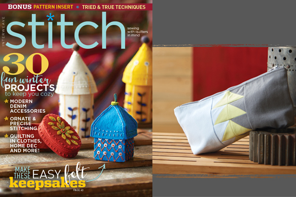 Stitch Winter 2015 project feature