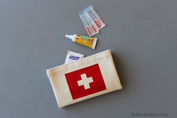 Emergency Travel Pouch