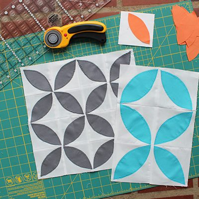 Bella Skill Builder #2 –  Orange Peel Block