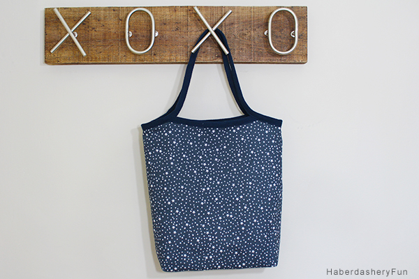 The Easiest Tote Bag Around
