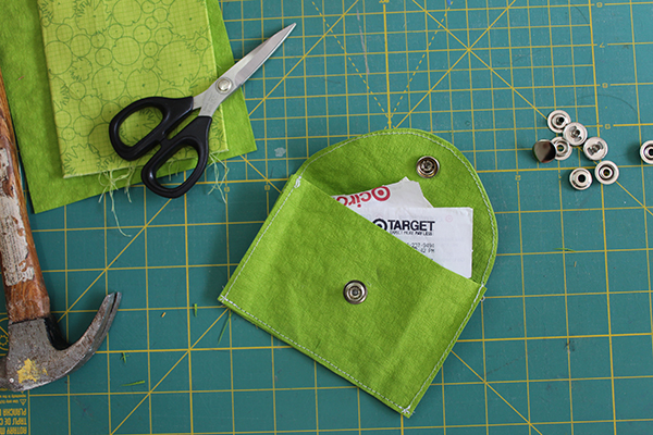 Have you tried kraft-tex? Kraft-tex is a vibrant paper that looks, feels and wears like leather, but sews, cuts and washes like fabric. Head to the HaberdasherFun sewing blog for ideas and PDF pattern shop.