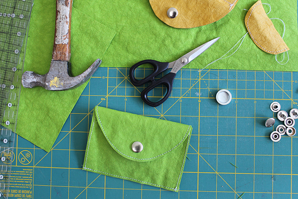 Sewing with Kraft-tex and HaberdasheryFun. Head over the the HaberdasheryFun blog for sewing ideas, projects and inspiration.