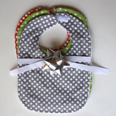 DIY.. Make A Baby Bib