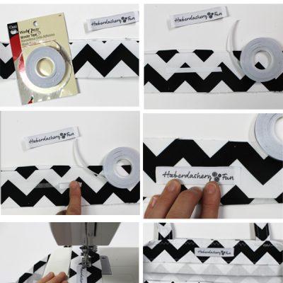 Quick Tip..The Wonders of Wonder Tape