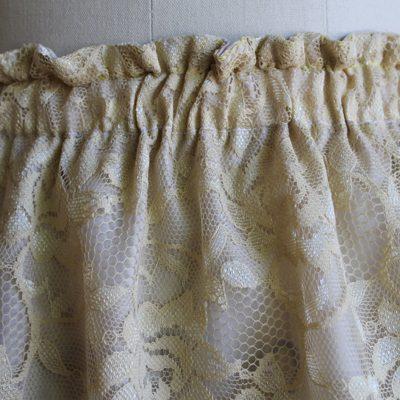 DIY.. Flirty Lace Skirt