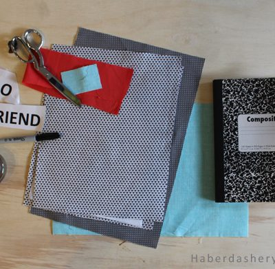 DIY…Make A Journal Cover
