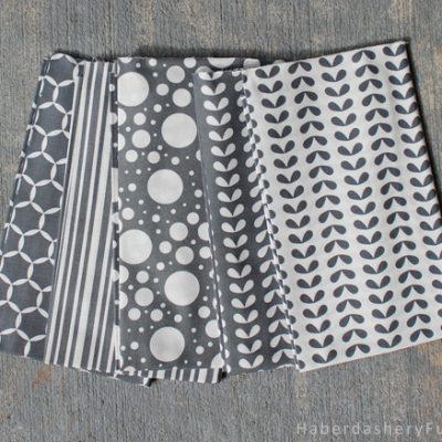 Fabric Inspiration – Shades of Black