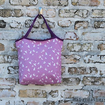 Reversible 1 Hour Tote Pattern
