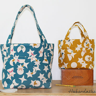 New Sewing Pattern – Arlo Bucket Tote